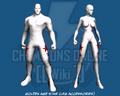 Golden Age Star (Leg Accessories)