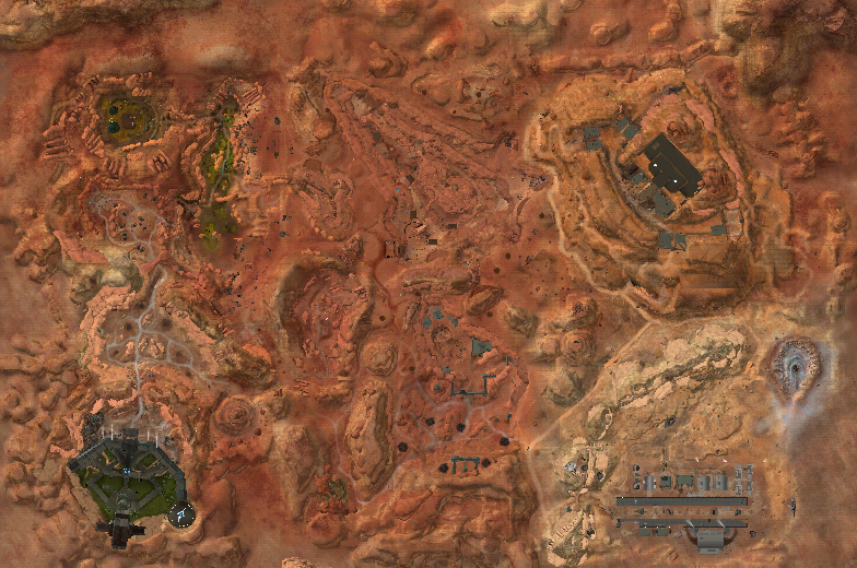 The Desert Map | Champions Online Wiki | FANDOM powered by Wikia on