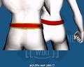 Golden Age (Belt) - Back