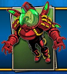 Champions - Elder Worm, The Slug