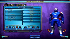 Nemesis customization