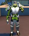 Combat Engineer 001 (City Center)