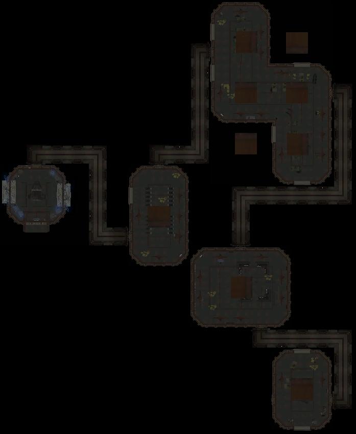 Bunker Bravo Generator Complex Map | Champions Online Wiki