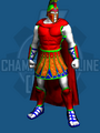 Spartan Armor Set
