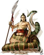 Shinomen naga