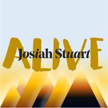 Josiah Stuart Alive album cover