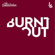 Josiah Stuart Burnt Out album cover