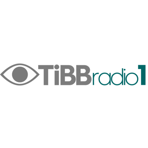 The upcoming, second logo of TiBB Radio One; to be used from 5 May 2018.