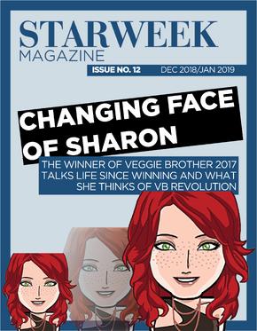 Starweek Mag Dec-Jan Cover