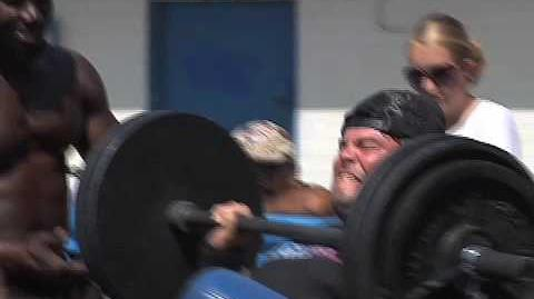 JACK BLACK LIFTS 350 LBS! WHAT????