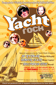 YachtRockPoster