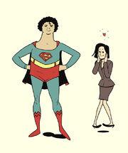 Supermans HeadZo
