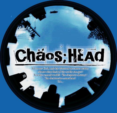 ChäoS;HEAd Logo round