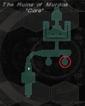 Thanatos chip location