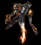 Thanatos Ultimate Legion Adult Form