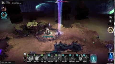 Sapphire Dragon - Casting (Chaos Reborn Wiki)