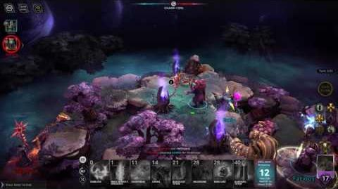 Chaos Reborn- The Realm of Rask- Farious vs Zephyrio (AI) -Law Mode-