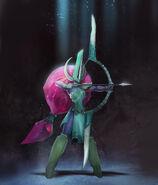 Concept Art - Elf 1