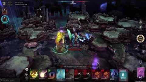 Pegasus - Death (Chaos Reborn Wiki)