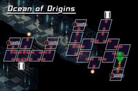 Map ocean of origins