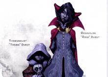Durston and Rosethorn