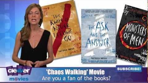 'Chaos Walking' Trilogy Headed To Big Screen