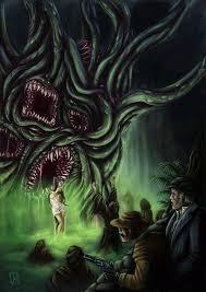 Lovecraftian