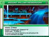 Mount Pillar Reservoir