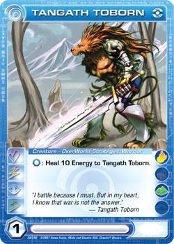Tangath Toborn