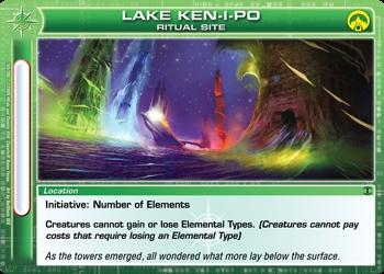 Lake Ken i po ritual