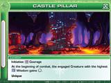 Castle Pillar