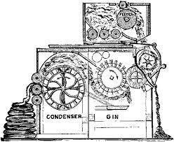 cotton gin interchangeable parts for muskets