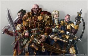 Warhammer 40K Rogue trader 2 by henning