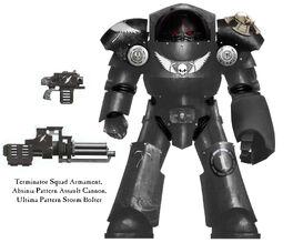 Ghosts of Retribution Terminator