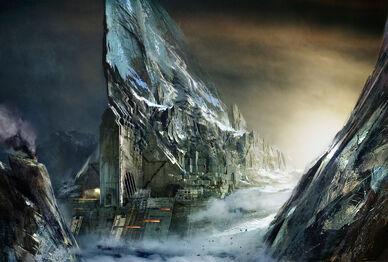 Athena Prime Mountain Fortress
