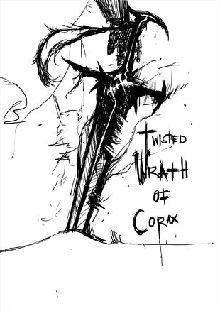 Twisted wrath of corax