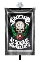 Horims Banner of Defiance
