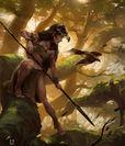 Dirr Dorsian huntress