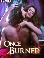 Once Burned Cover