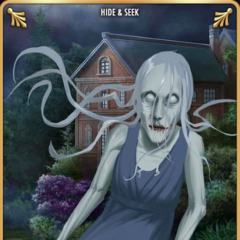Card 3 - Ghost In The Garden