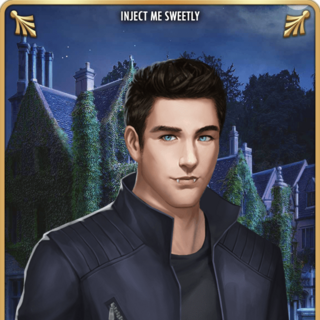 Card 1 - Vincent Rutherford