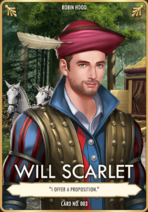 Robin Hood Card 3