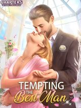 Tempting the Best Man Cover