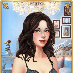 Card 5 - Glac (Lingerie Look)