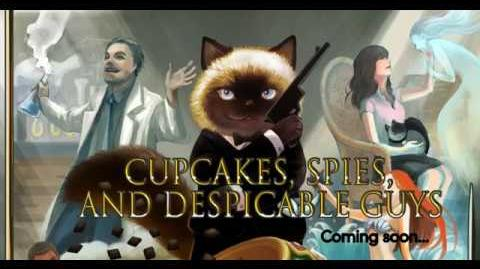 Chapters Interactive Stories - Cupcakes, Spies and Despicable Guys