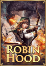 Robin Hood Cover Card