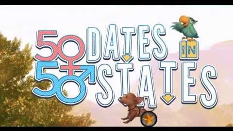 Video - Chapters Interactive Stories - 50 Dates In 50 States ... on