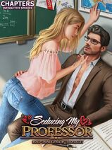 Seducing My Professor Cover