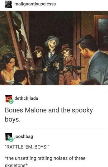 Skelegang