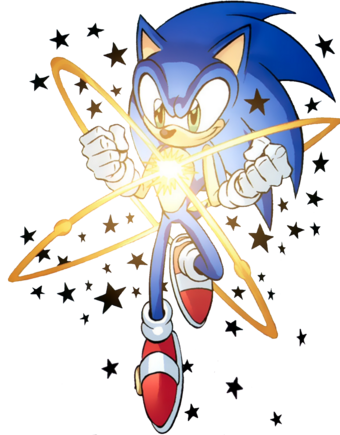 Sonic The Hedgehog Archie Pre Genesis Wave Character Level Wiki Fandom